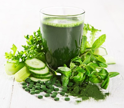 Green Juice Lowers Cholesterol