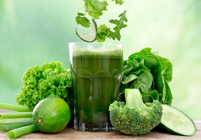 A Green Juice a Day Keeps the Doctor Away