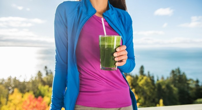 Watch Your Weight with Green Juicing
