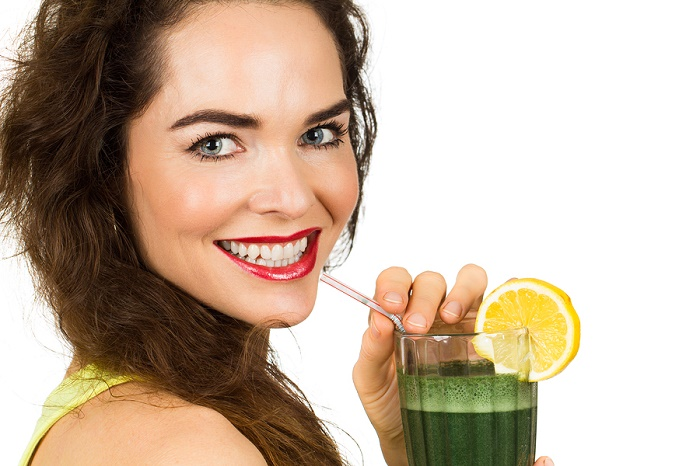 Achieve Perfect Skin with Green Juicing