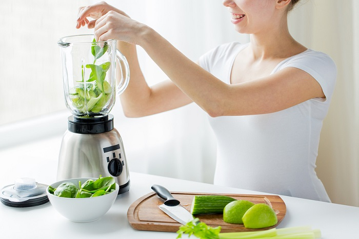 7-Day Green Juicing Plan for a New You